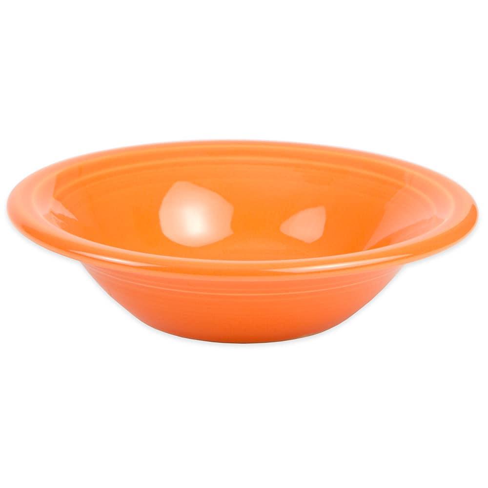 Homer Laughlin 472325 11-oz Fiesta Cereal Bowl - China, Tangerine