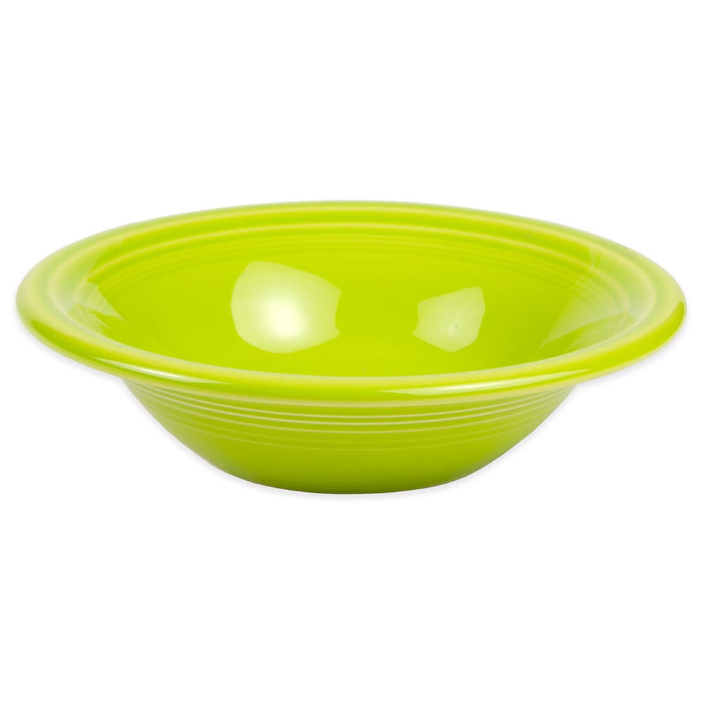 Homer Laughlin 472332 11-oz Fiesta Cereal Bowl - China, Lemongrass