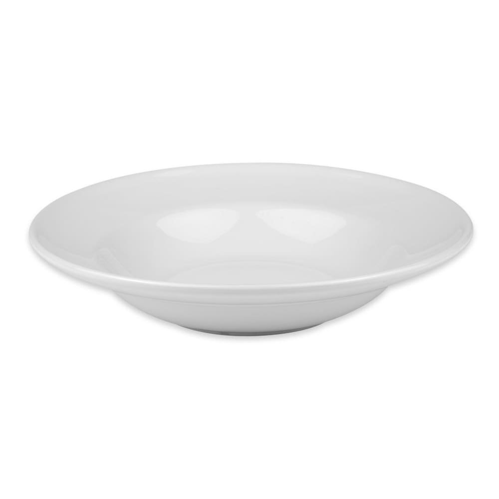 Homer Laughlin 60610000 12-oz Mediterranean Soup Bowl - China, Arctic White