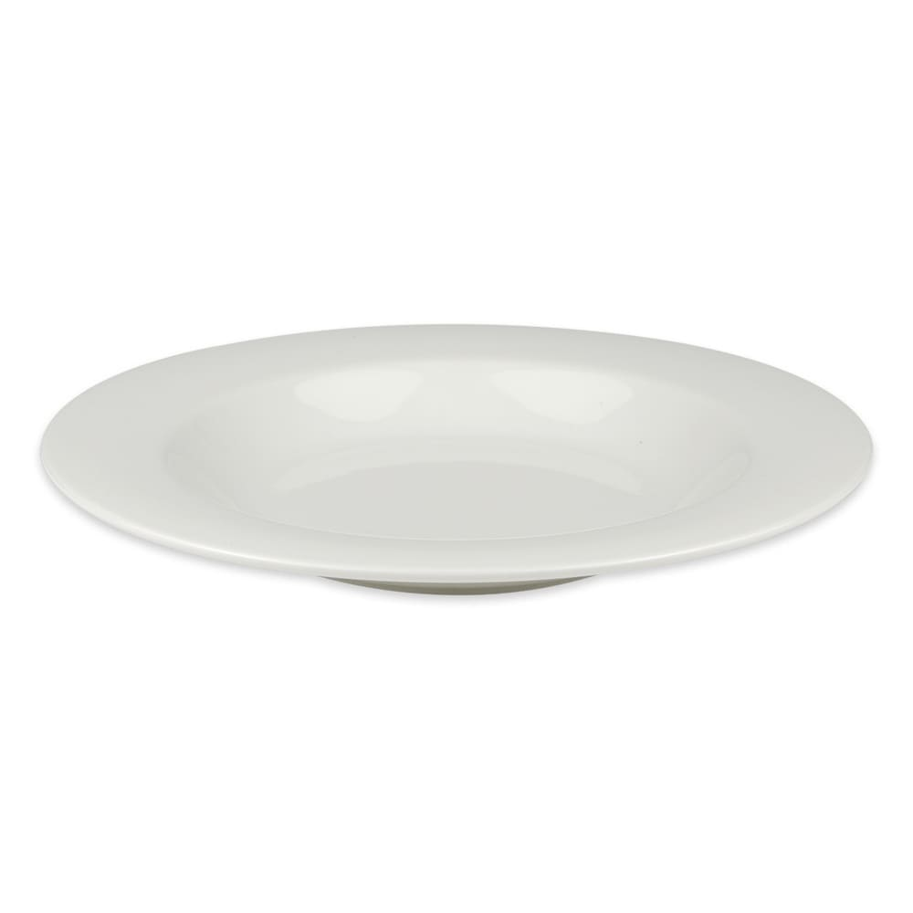 Homer Laughlin 6436000 18 oz Pristine Pasta Bowl - China, Ameriwhite