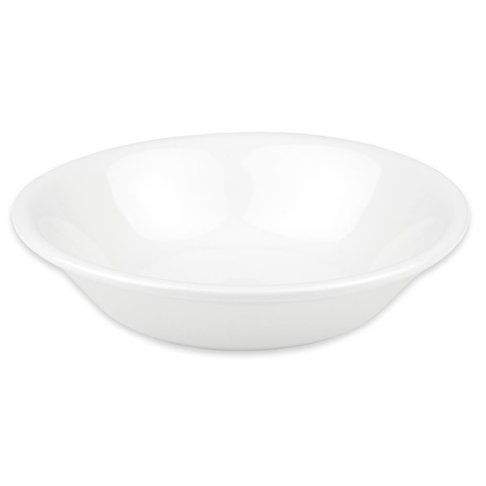 Homer Laughlin 6476000 5 oz Pristine Fruit Bowl - China, Ameriwhite