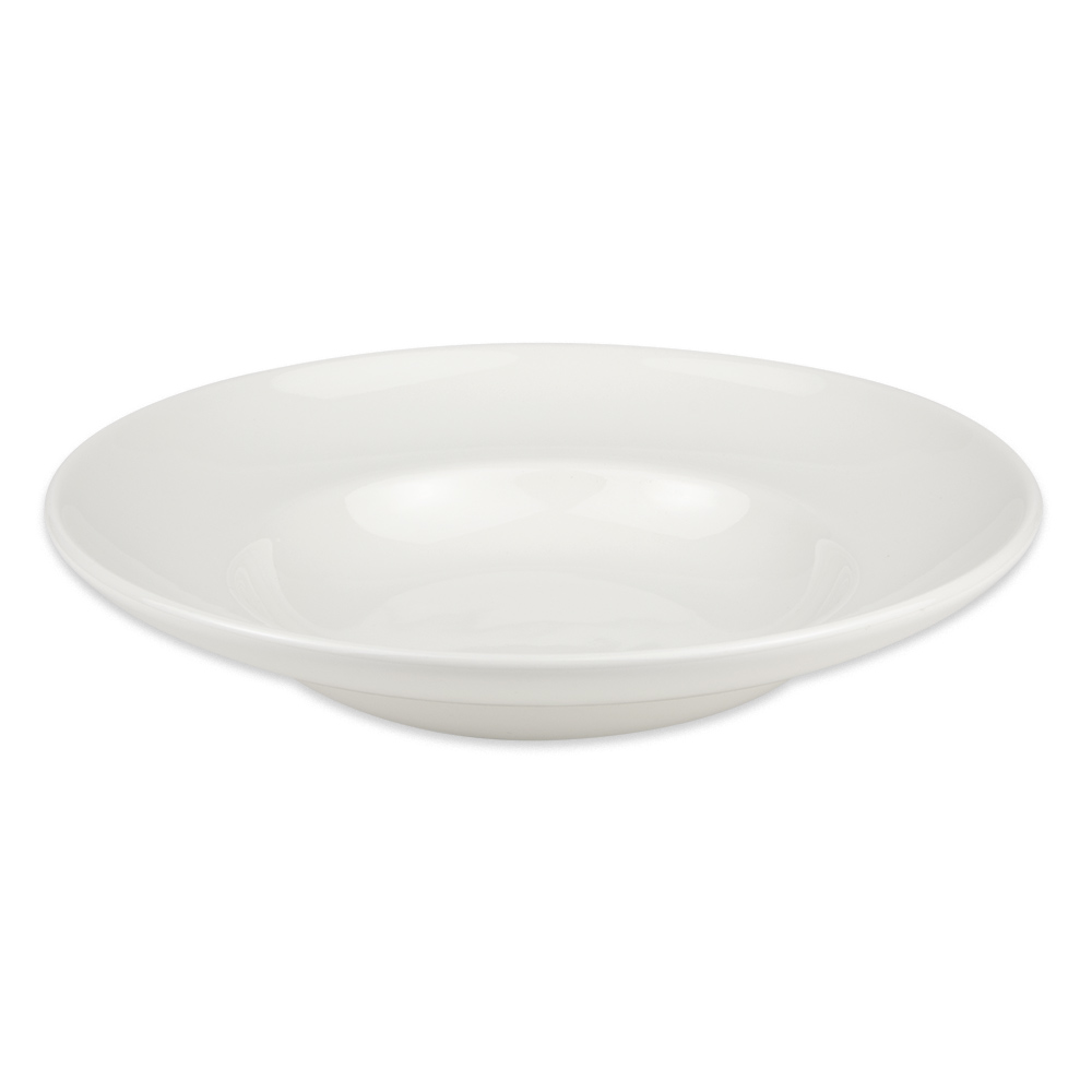 Homer Laughlin 6796000 22-oz Mediterranean Pasta Bowl - China, Ameriwhite