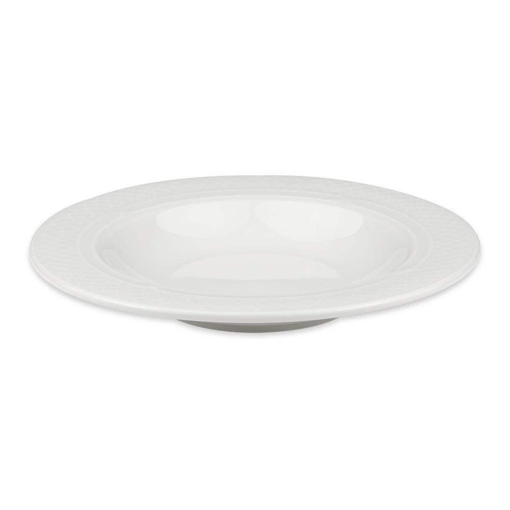 Homer Laughlin 8696900 11 oz Kensington Soup Bowl - China, Ameriwhite