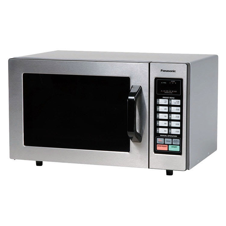 Panasonic Ne1054f 1000w Commercial Microwave With Touch