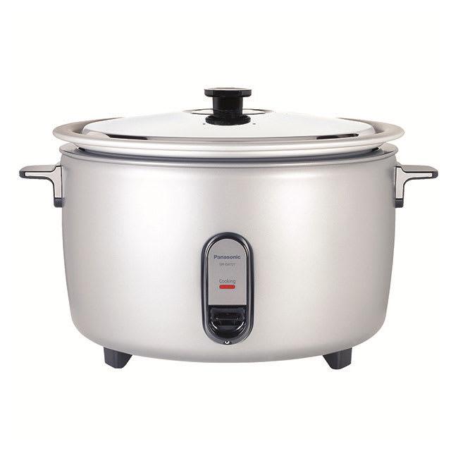 Panasonic SR-GA721L 40-Cup Rice Cooker - Auto Off, (140) 3-oz Servings, 208 V