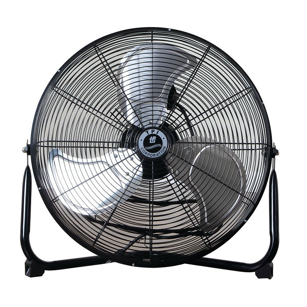 "TPI CF 12 12"" Floor Model Fan w/ 3 Speed Settings"