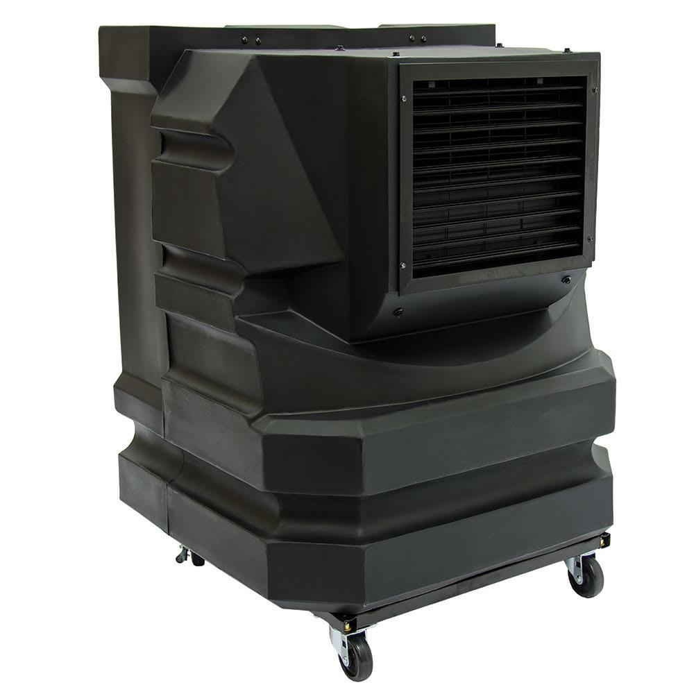 TPI EVAP-MINI700 Portable Evaporative Cooler w/ 10 gal Water Reservoir - Black, 120v