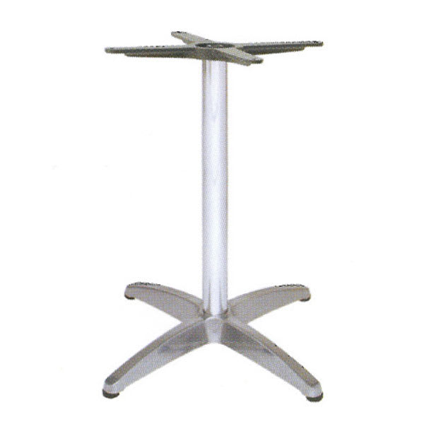 "emu 1351 Max Table Base for 28 36"" Diameter Tops, Dining H, Aluminum"