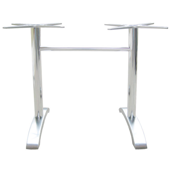 Emu 1363 Dining Height Table Base W 2 Leg Base 26x26 Spread