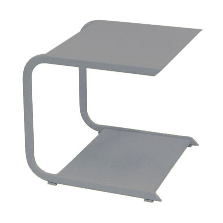 """emu 196 Holly Low Table - Outdoor, 18x17 1/2x17"""" Aluminum"""