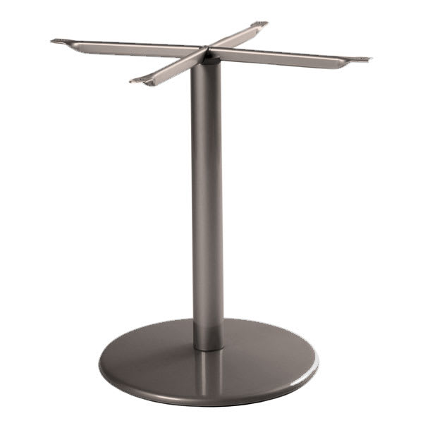 "emu 900BS Bistro Table Base for 24"" Diameter Tops, Dining H, Bronze"