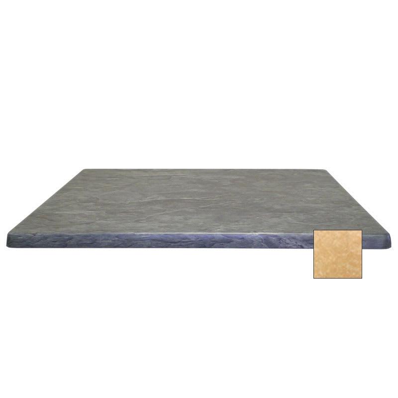 """emu W3232 32"""" Joe Square Table Top - Indoor/Outdoor, Molded Laminate, Colorado"""