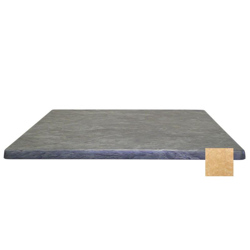 """emu W3636 36"""" Joe Square Table Top - Indoor/Outdoor, Molded Laminate, Colorado"""