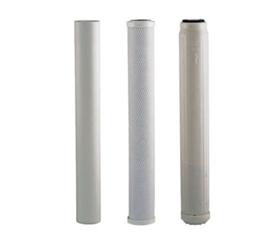 Dormont CBMX-S3L-PM Replacement Filter Pack for Cube Max-S3L w/ Anti-Scale Media, 3-Filters