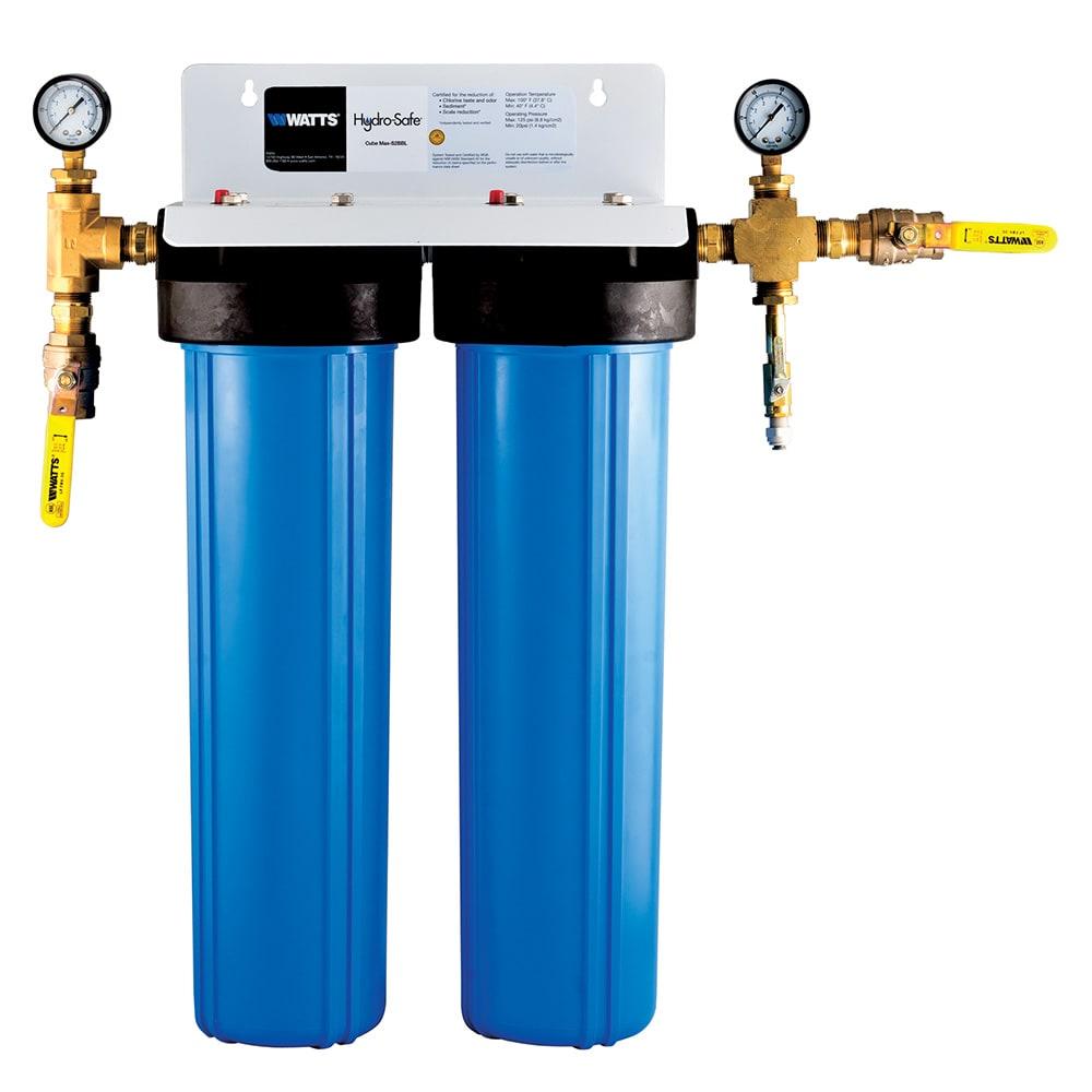 Dormont CLDBMX-S2B Cold Bev Max-S2BBL Filtration System w/ Ball Valves & Flush Kit