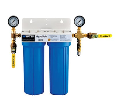 Dormont CLDBMX-S2S Cold Bev Max-S2 Filtration System w/ Ball Valves & Flush Kit