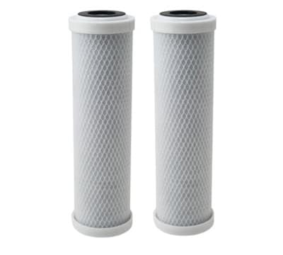 """Dormont CLDBMX-S2S-PM Replacement Filter Pack for Cold Bev Max-S2 w/ (2) 10"""" Slimline"""