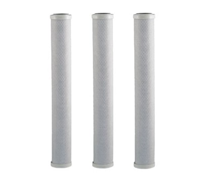 """Dormont CLDBMX-S3L-PM Replacement Filter Pack for Cold Bev Max-S3L w/ (3) 20"""" Slimline"""