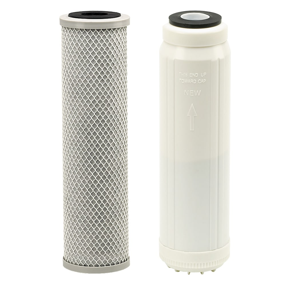 Dormont ESPMAX-S2L-PM Replacement Filter Pack for Espresso Max-S2L w/ Slimline Carbon Block