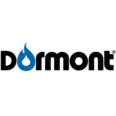 "Dormont HSR-BL-AC Big Blue Granular Activated Carbon Cartridge for 20"" Filter, Max Temp 100 F"