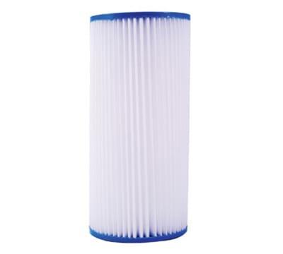 "Dormont HSR-BL-SED-50MP 20"" Big Blue Pleated Sediment Filter w/ 50-Micron"