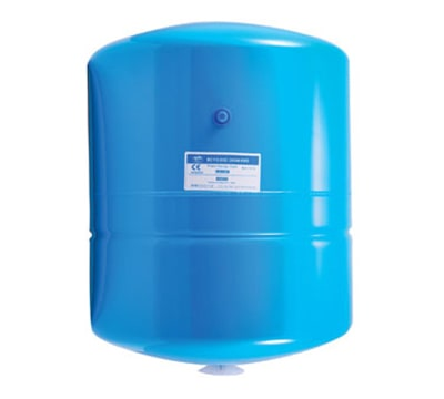 Dormont HS-RO-TANK-34GAL Pre-Pressurized Storage Tank w/ 34 gal Capacity & Stand, Blue Metal