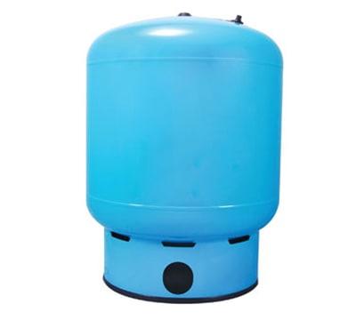 Dormont HS-RO-TANK-44GAL Pre-Pressurized Storage Tank w/ 44 gal Capacity, Blue Metal