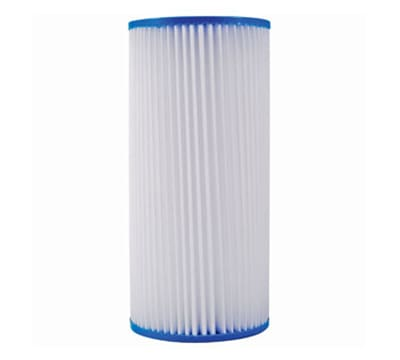 "Dormont HSR-S-SED-50MP 10"" Pleated Sediment Filter w/ 50-Micron"