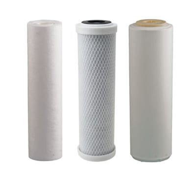 Dormont STMMAX-S3S-PM Replacement Filter Pack for Steam Max-S3 Lime Scale Filtration System