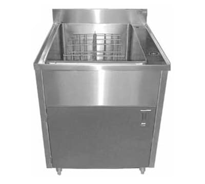 Elkay RTB-14-SL Rethermalizer w/ (14) 1-gal Pouch Capacity, Stainless Feet