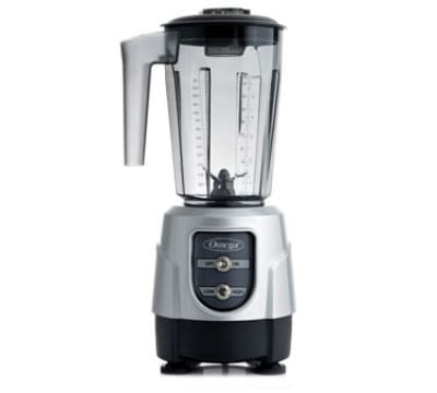 Omega BL330S Countertop Food Blender w/ Polycarbonate Container