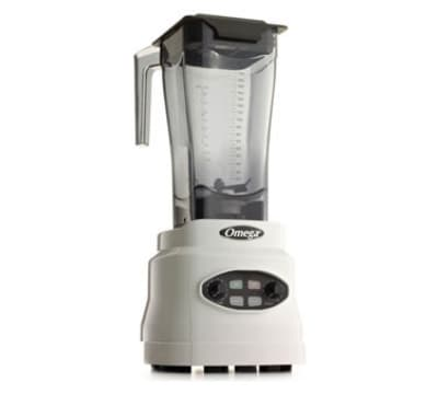 Omega BL630W Countertop Food Blender w/ Polycarbonate Container