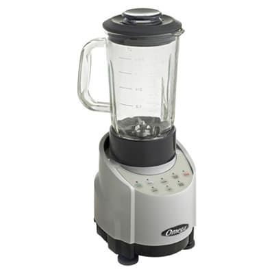 Omega SLK100GS Countertop Food Blender w/ Polycarbonate Container