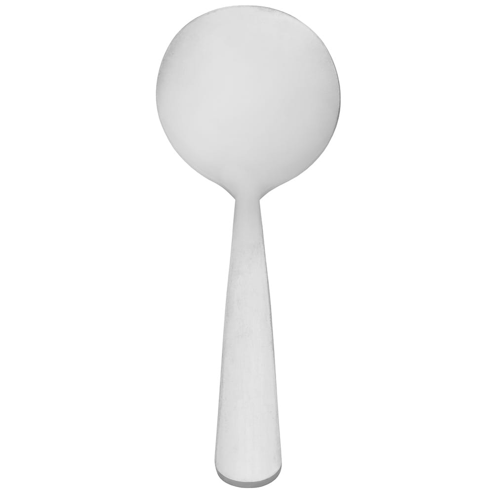 World Tableware 141 016 Bouillon Spoon, 18/0 Stainless, Heavy Weight, Windsor Brandware Collection
