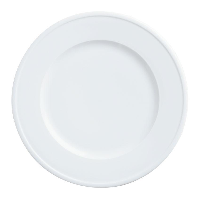 "World Tableware 1502-10171 7.5"" Round Plate, Bright White"