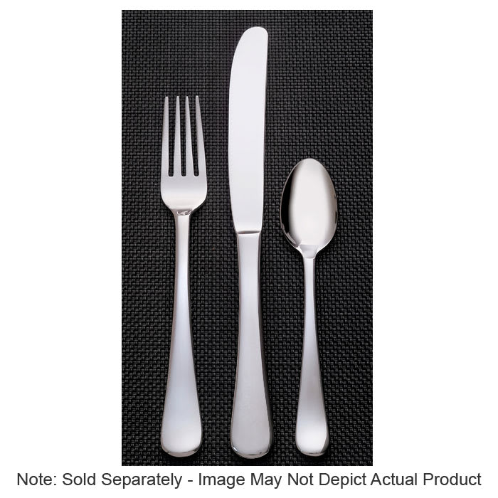 World Tableware 467 030 Dessert Fork, 18/0 Stainless, Auberge World Collection