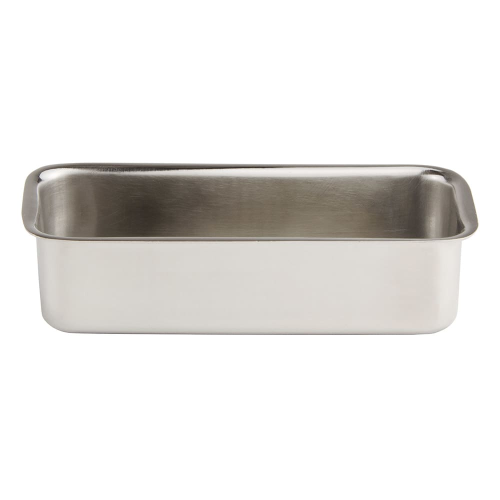 World Tableware 762305 Sugar Packet Holder, Stainless, 5.75x2.75x1.5""