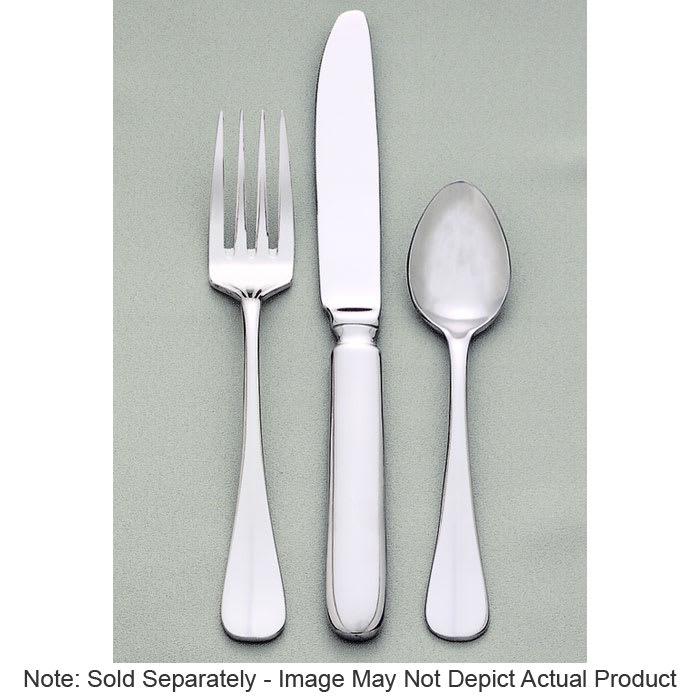 World Tableware 813 021 Baguette Iced Tea Spoon - Silverplated