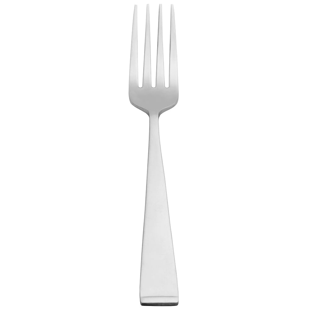 World Tableware 858 030 Utility Fork w/ Satin Finish Handle, 18/0-Stainless, New Charm World Collection