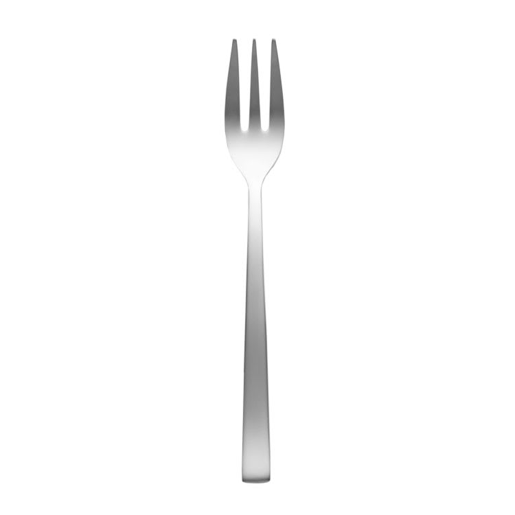 "World Tableware 930 029 6.06"" Briossa Cocktail Fork - 4.5 ga Stainless"