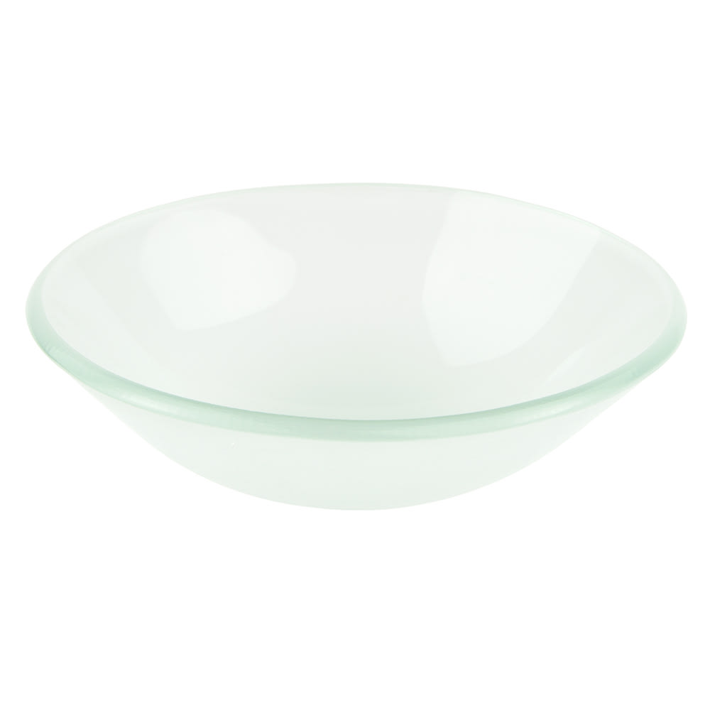 "World Tableware BFP-26 9"" Round Frosted Banquet Bowl"