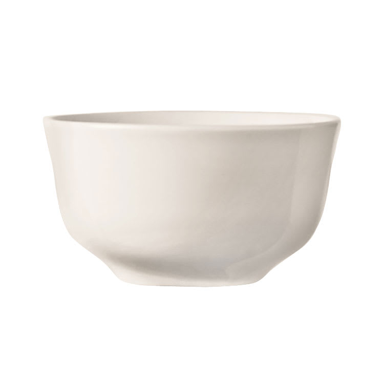 "World Tableware BW-1140 3.87"" Porcelain Bouillon Cup w/ 8 oz Capacity, Basics Collection"