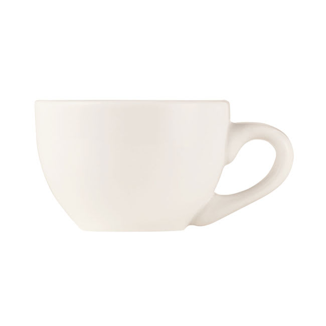 World Tableware BW-1154 3-oz Espresso Cup - Porcelain, Bright White, Basics Collection