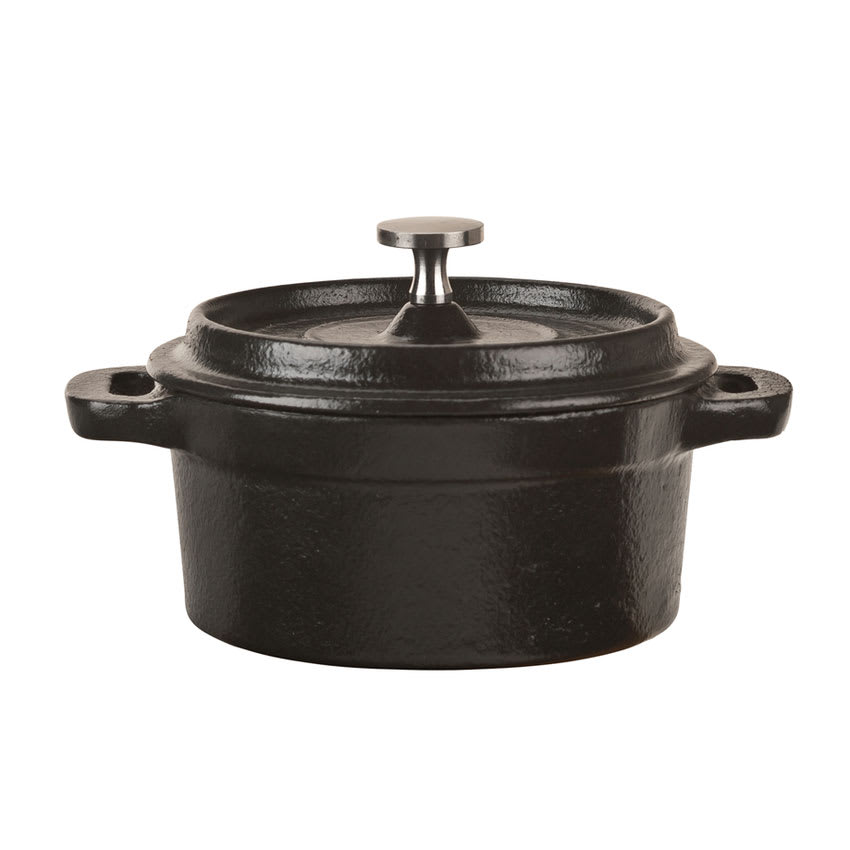 World Tableware CIS-25 9-qt Cast Iron Braising Pot
