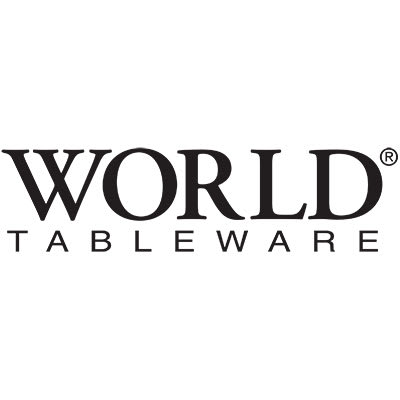 "World Tableware CO-11 8.25"" Round Plate, Bright White"