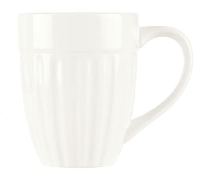 World Tableware CO-18 12-oz Mug, Bright White