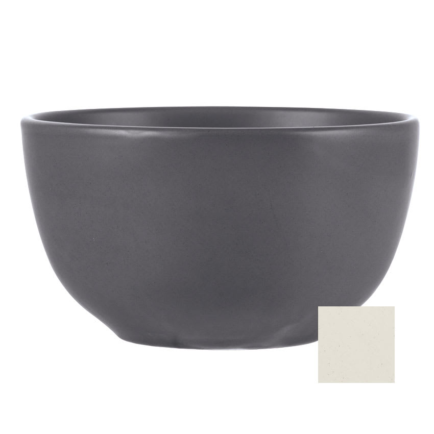 "World Tableware DRI-10-D 5.5"" Driftstone Bowl w/ 26 oz Capacity - Porcelain, Driftwood"