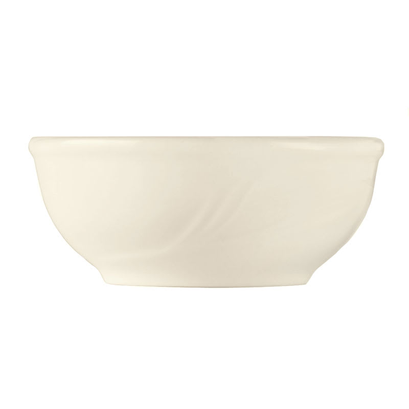 "World Tableware END-23 5"" Round Porcelain Oatmeal Bowl w/ 10-oz Capacity, Endurance"