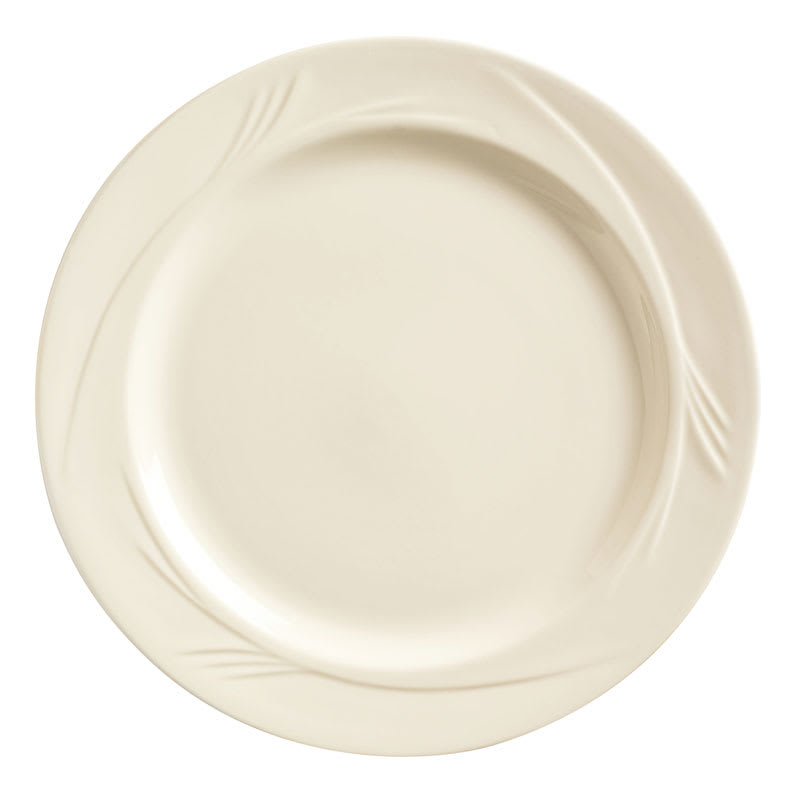 "World Tableware END-6 6.25"" Porcelain Plate, Endurance"