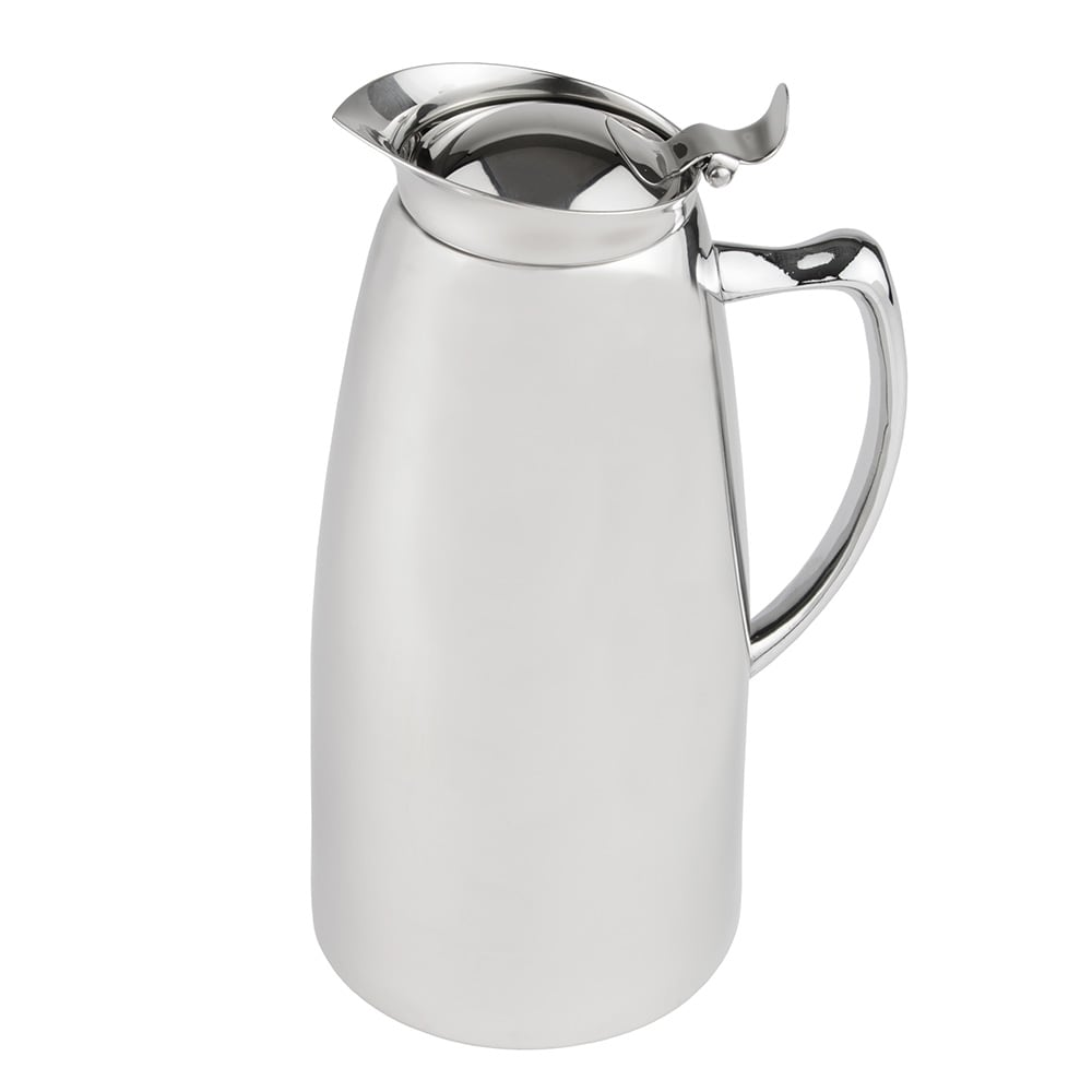 World Tableware IBS-05 21-oz Insulated Beverage Server, 18/8 Stainless